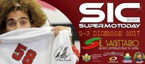SIC Supermoto Day 2017: Il 2 e 3 dicembre tutti in pista per ricordare Marco