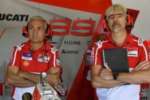 """MotoGP Valencia Gara: Tardozzi (Ducati), """"Rimane l'amaro in bocca, ma Marquez ha fatto qualcosa di speciale"""""""