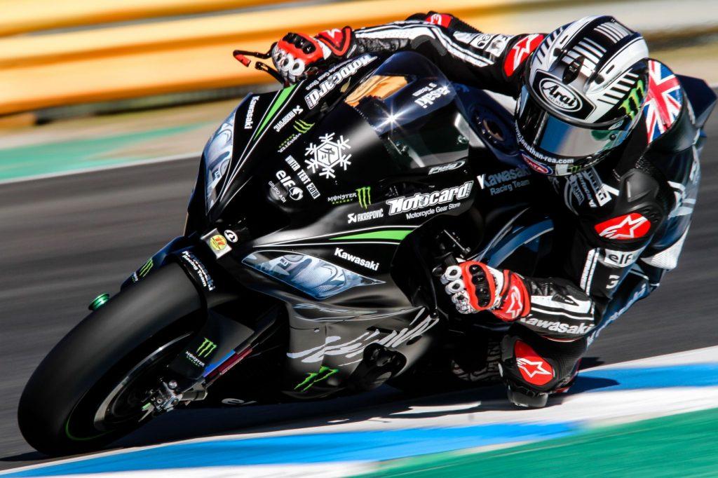 SBK| Winter Test Jerez: Jonathan Rea detta subito il ritmo