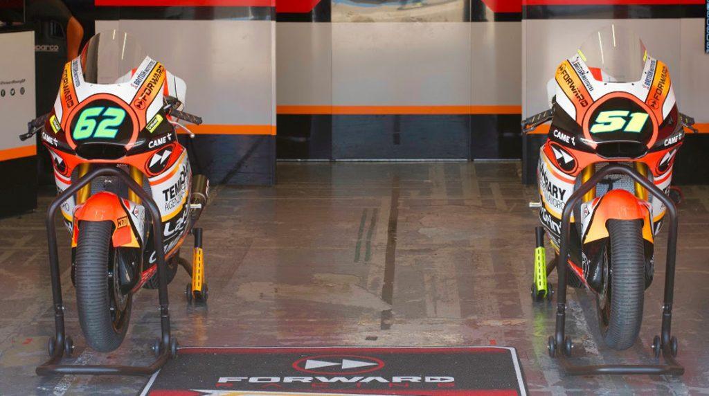 """Test Jerez Moto2: Manzi, """"Possiamo raggiungere traguardi ambiziosi"""""""