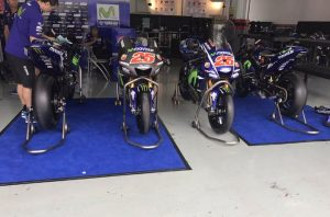 MotoGP Yamaha: Valentino Rossi, Maverick Vinales e Johann Zarco hanno concluso i test di Sepang