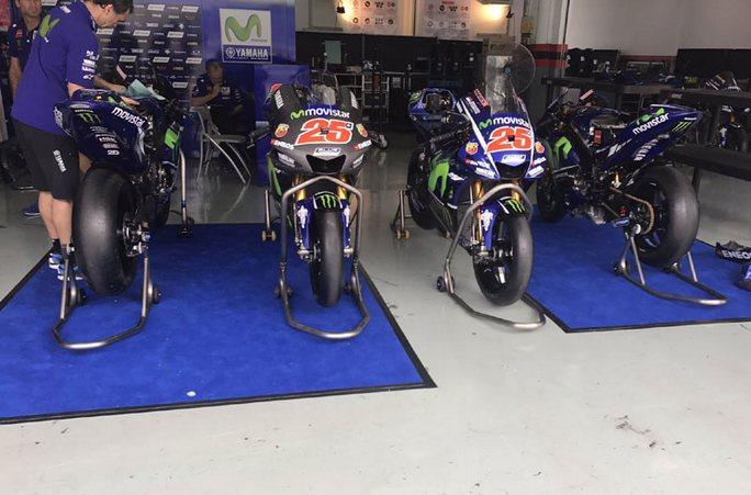 Test Sepang: Yamaha punta sul nuovo motore. Vinales: