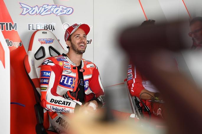 MotoGP Valencia: Sorpresa Ducati per Andrea Dovizioso