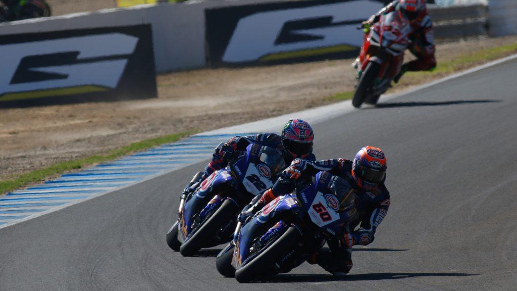 SBK  Acerbis Qatar Round: il Team Pata Yamaha pronto per Losail