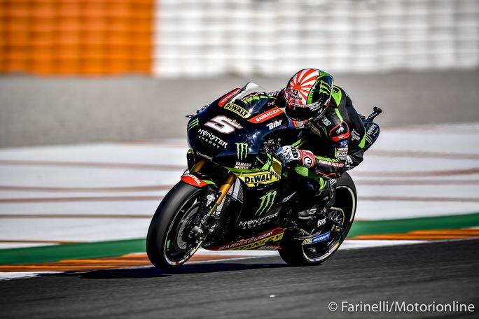 """MotoGP Test Valencia Day 2: Zarco, """"Abbiamo potenziale per poter crescere ancora"""""""