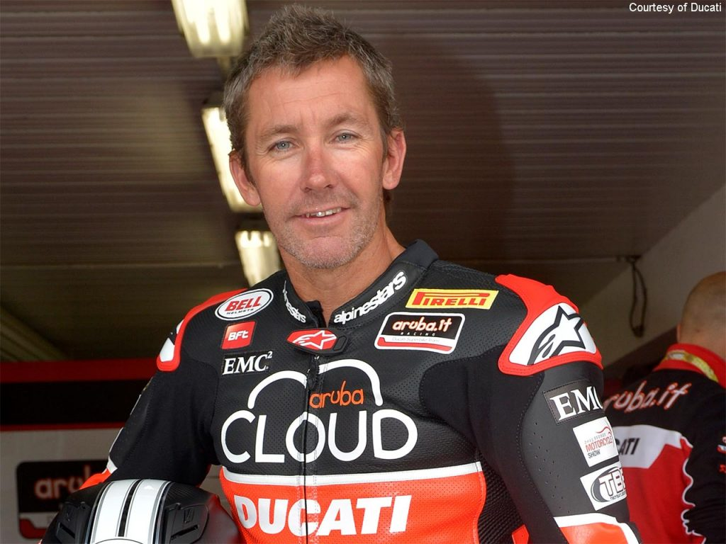 SBK|Ufficiale: Troy Bayliss torna a correre