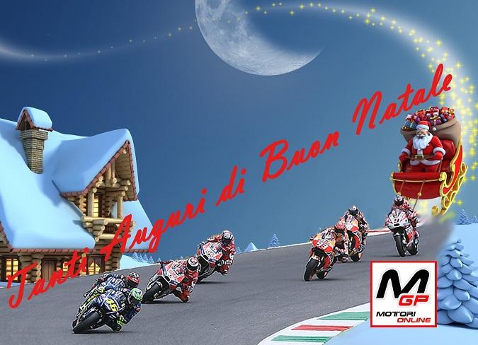 Tanti Auguri di Buon Natale dalla redazione di Motorionline.com