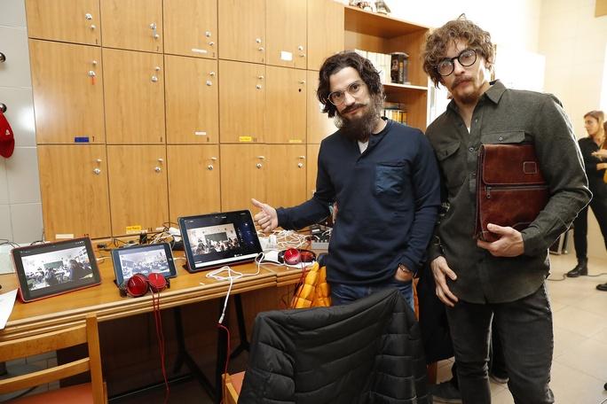 """Marc Marquez e Dani Pedrosa """"Insegnanti di matematica"""" – Video"""