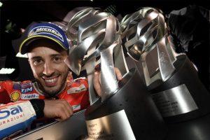 """MotoGP: Andrea Dovizioso, """"Il prossimo anno ce la giocheremo ancora"""""""
