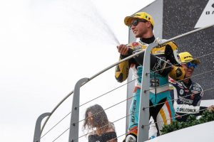 Moto3: Juanfran Guevara si ritira dal Motomondiale