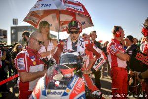 """MotoGP: Jorge Lorenzo, """"Il prossimo anno lotterò per provare a vincere il Mondiale"""""""