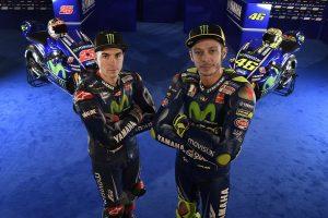 MotoGP: La Yamaha toglierà il velo alla M1 2018 il 24 gennaio