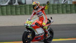 """MotoGP: Valentino Rossi, """"Quando c'ero io la Ducati non era lì per vincere, con Dovizioso sì"""""""