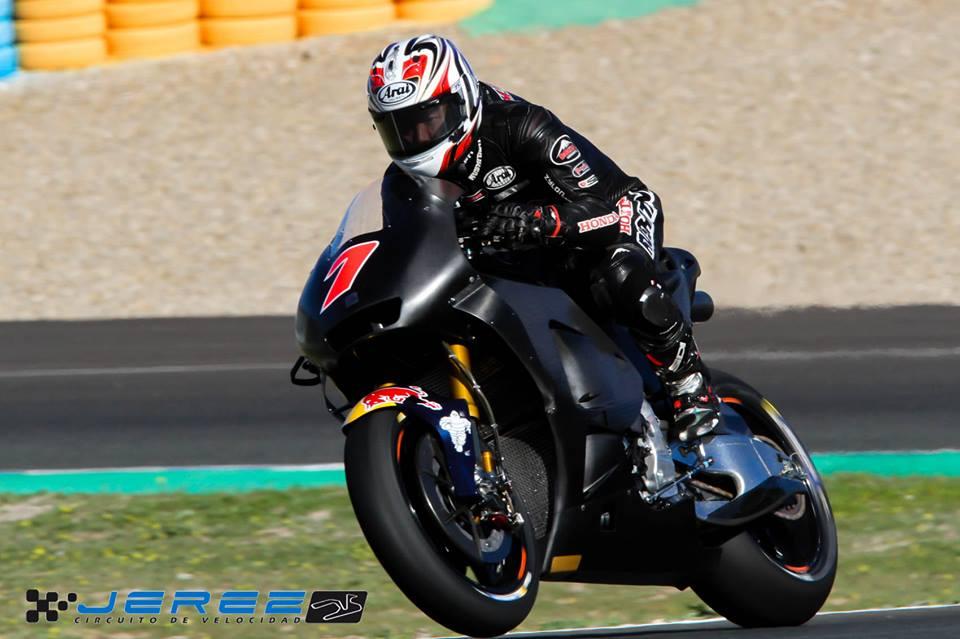 MotoGP: Test Jerez, novità in casa Honda e qualche mistero