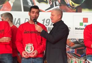 """Petrucci: """"Ducati in grande crescita. Nel 2018 spero di migliorarmi"""" [VIDEO]"""