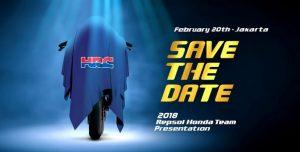 MotoGP | Il Team Honda Repsol sarà presentato a Jakarta