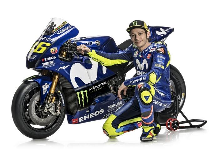 MotoGP | Presentazione Yamaha, Foto Gallery M1 2018