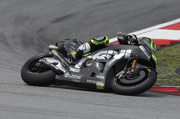 """MotoGP   Test IRTA Sepang Day 2: Crutchlow, """"Giornata preziosa"""""""