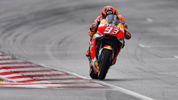"MotoGP   Test IRTA Sepang Day 1: Marquez, ""C'è ancora la lavorare"""