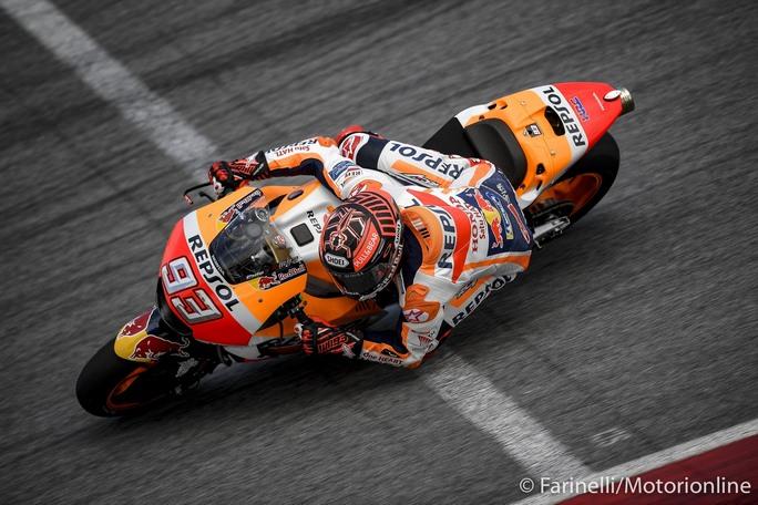 """MotoGP   Test IRTA Sepang Day 2: Marquez, """"Sono soddisfatto del nostro ritmo"""""""
