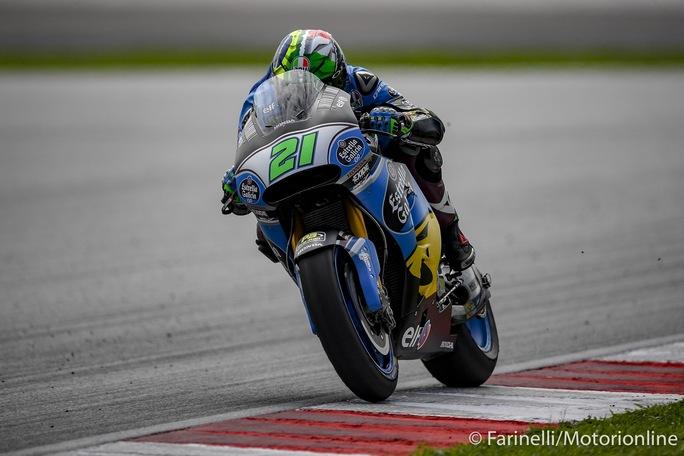 "MotoGP | Test IRTA Sepang Day 2: Morbidelli, ""Stiamo migliorando passo dopo passo"""