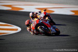 """MotoGP: Schwantz, """"Marquez deve trovare il modo per ridurre il rischio o si farà male"""""""
