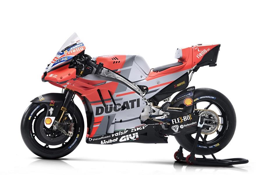 MotoGP   Dietro al grigio sulla Ducati si nasconde Audi o un nuovo sponsor?