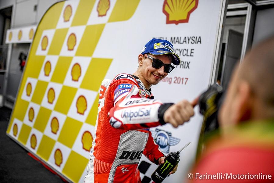 """MotoGP: Jorge Lorenzo, """"Devi pensare di essere il migliore per avere successo"""""""