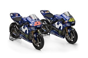 MotoGP | Presentazione Yamaha M1 2018: Scheda Tecnica