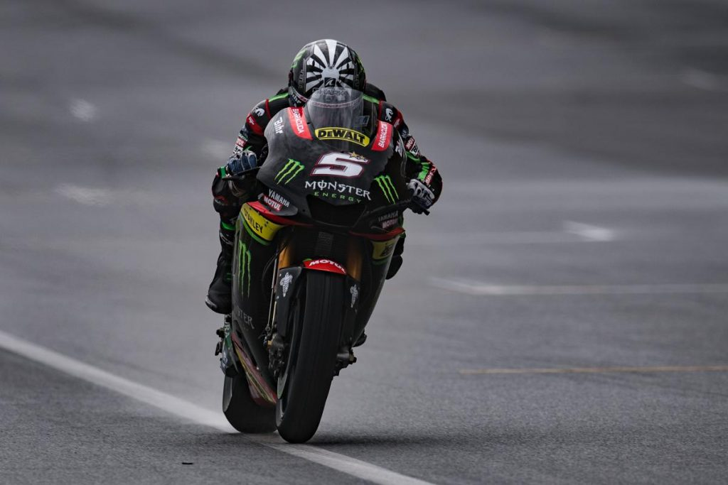 "MotoGP   Test IRTA Sepang Day 1: Zarco, ""Sento di avere un grande potenziale"""