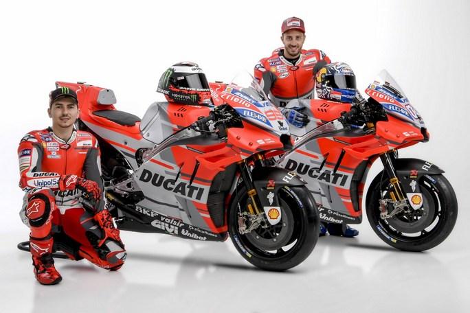 MotoGP   Foto Gallery Ducati Desmosedici GP 2018
