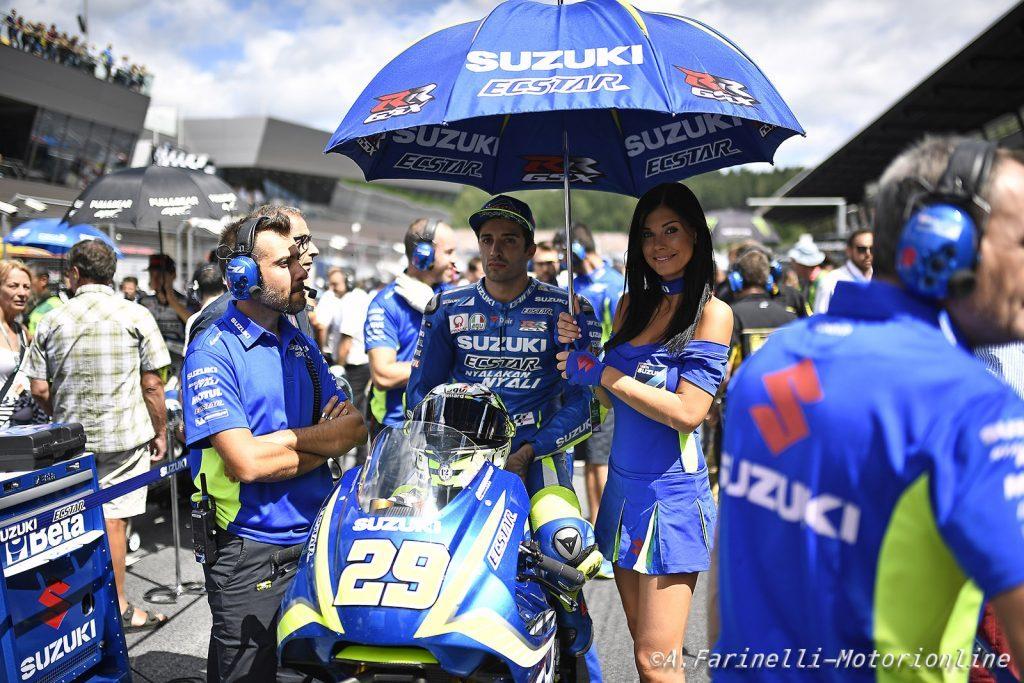 """MotoGP: Schwantz Vs Iannone, """"La Suzuki farebbe bene a cercare un altro pilota per il 2019"""""""