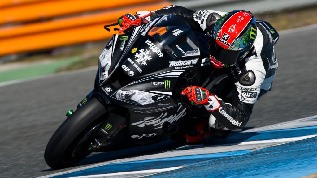 SBK|Winter Test Day2, Jerez: Sykes si prende il comando