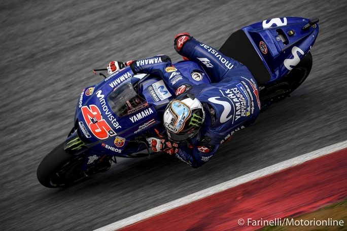 "MotoGP | Test IRTA Sepang Day 2: Vinales, ""Siamo sulla giusta strada"""