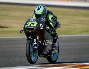 """Moto3  Test IRTA Valencia: Bastianini, """"Ottimo feeling con il team"""""""