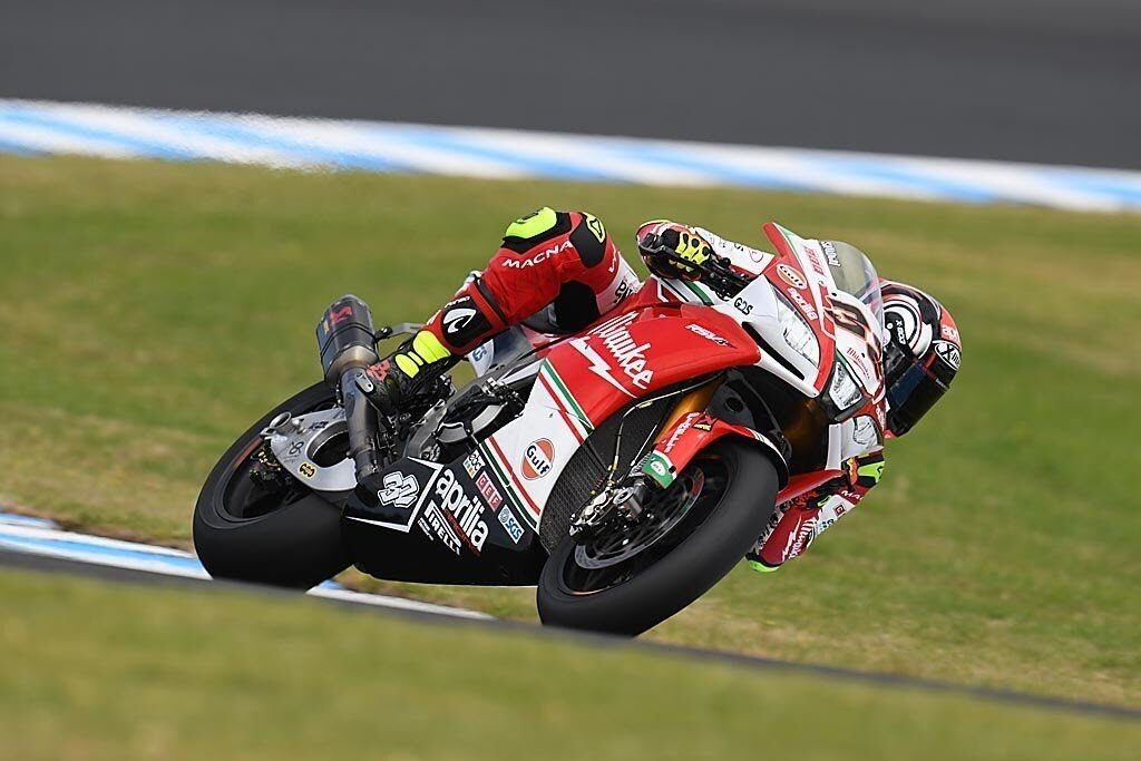 Superbike| Yamaha Finance Australian Round, FP2: spunta Lorenzo Savadori