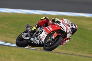 Superbike  Yamaha Finance Australian Round, FP2: spunta Lorenzo Savadori