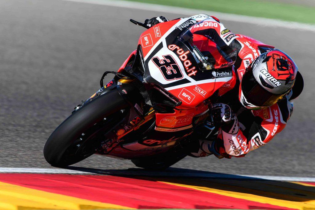 Superbike  Yamaha Finance Australian Round, FP1: si impone Marco Melandri