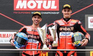 Superbike| Yamaha Finance Australian Round, Gara 1: grande prova Ducati