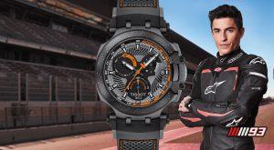 MotoGP | Marc Marquez nuovo ambasciatore Tissot