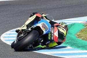 "Moto2 | Test Jerez, Baldassarri: ""Le sensazioni sono positive"""