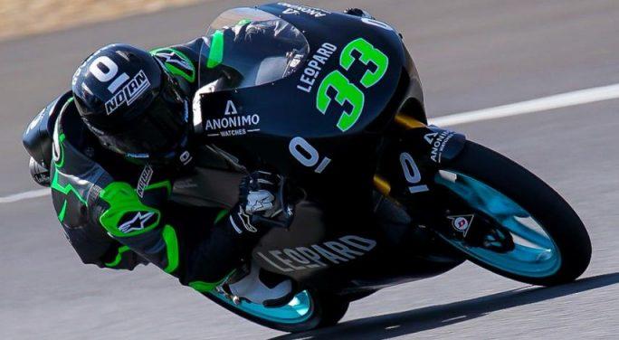 Moto3   Test IRTA Jerez Day 2: Bastianini chiude al comando