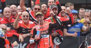 Superbike| Yamaha Finance Australian Round, Gara2: Melandri si gode la doppietta