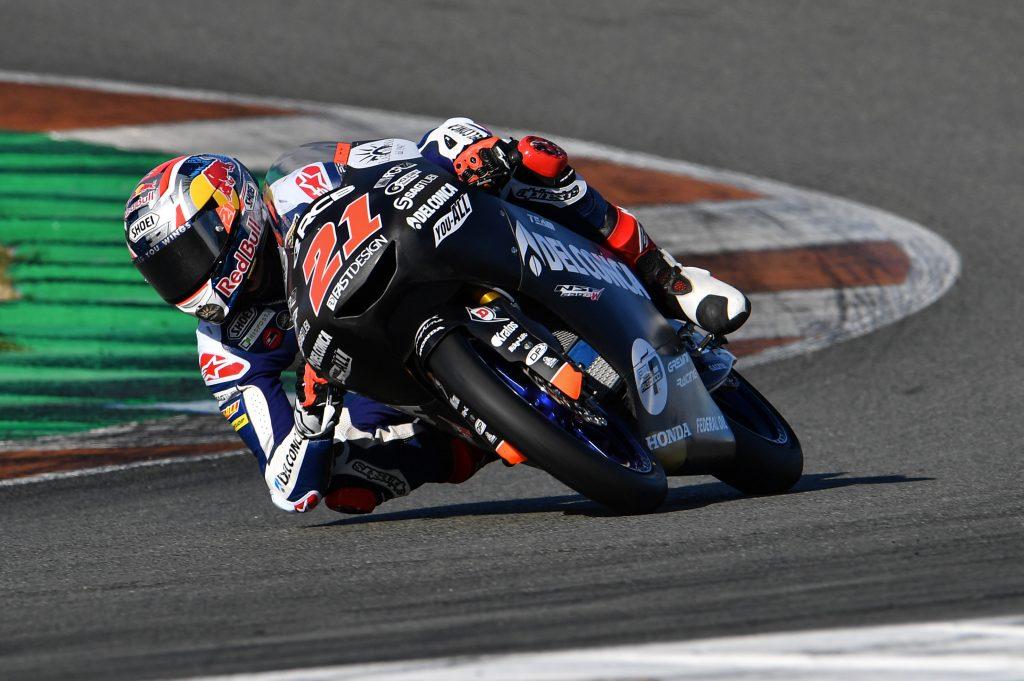 """Moto3   Test Valencia, Di Giannantonio: """"Abbiamo capito che rotta intraprendere"""""""