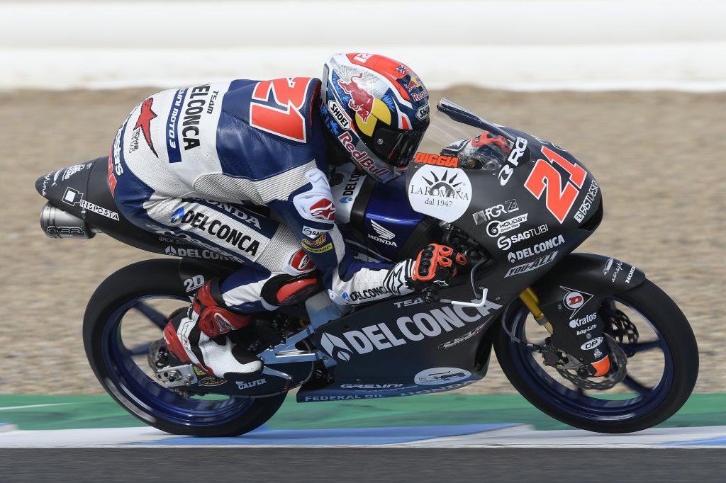 "Moto3 | Di Giannantonio, ""Test davvero ottimi"""