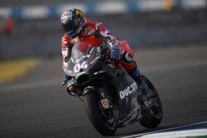 """MotoGP   Test IRTA Thailandia Day 1: Dovizioso, """"Pista molto particolare"""""""