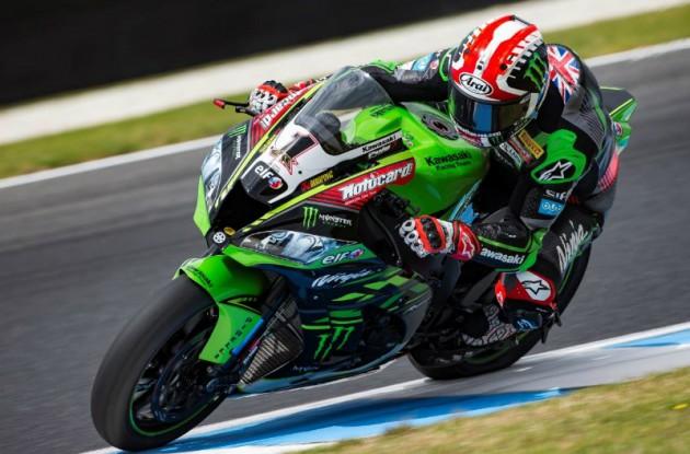Superbike  Phillip Island, Test Day 2: Jonathan Rea chiude al vertice