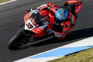 Superbike| Phillip Island, Test: lavoro intenso per l'Aruba Racing Ducati