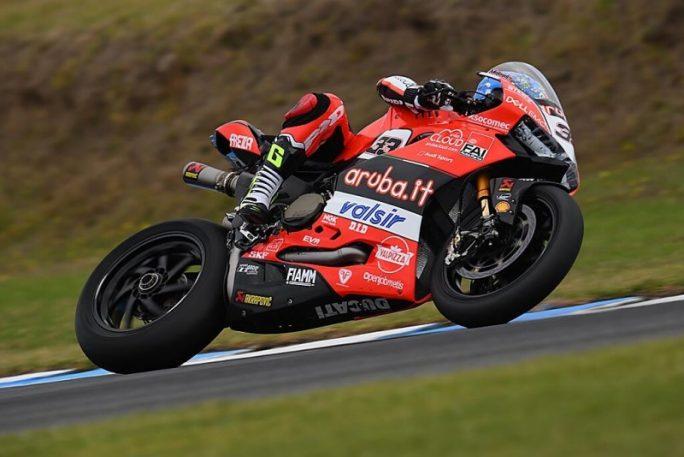 Superbike| Yamaha Finance Australian Round, Gara1: vittoria per Marco Melandri
