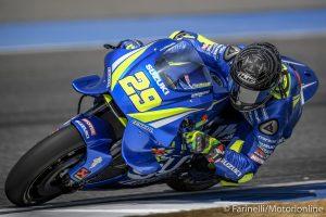 "MotoGP | Test IRTA Thailandia Day 2: Iannone, ""La moto migliora giro dopo giro"""